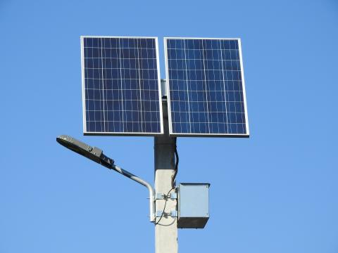 Solar battery supply and installation in Devon